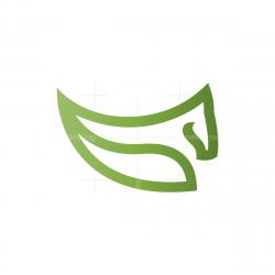 Leaf Pegasus Logo