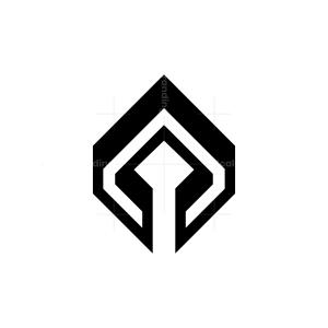 Letter A Logo Alpha Logo