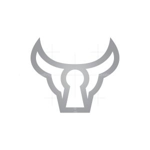 Keyhole Bull Logo