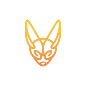 Fennec Fox Logo