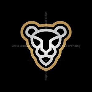 Mane Lion Logo