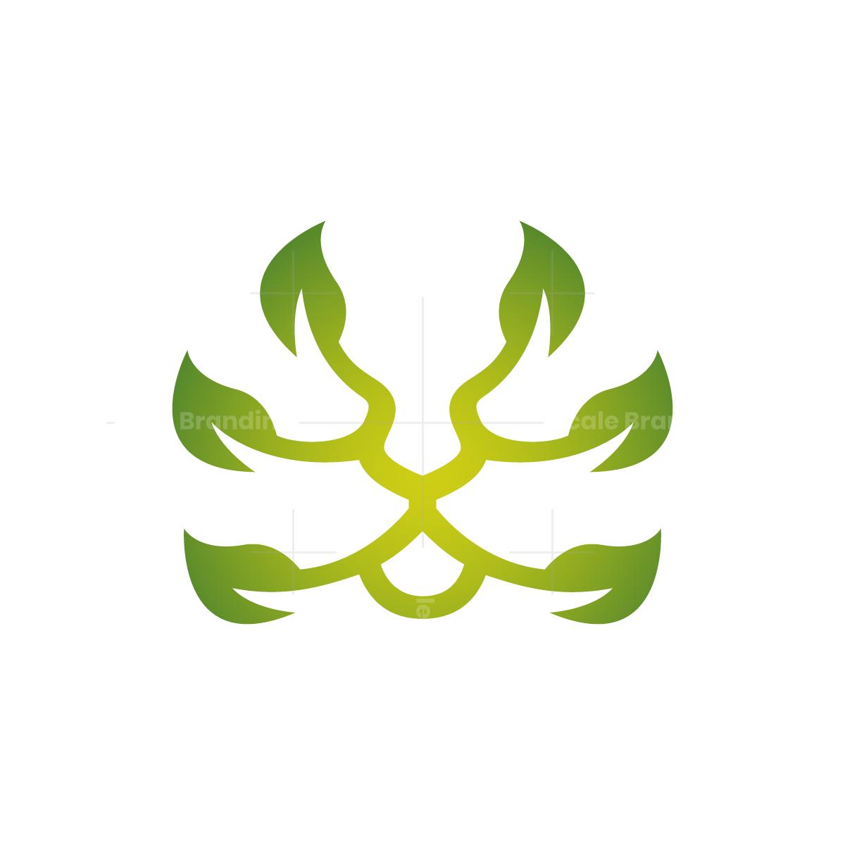 Nature Lion Logo