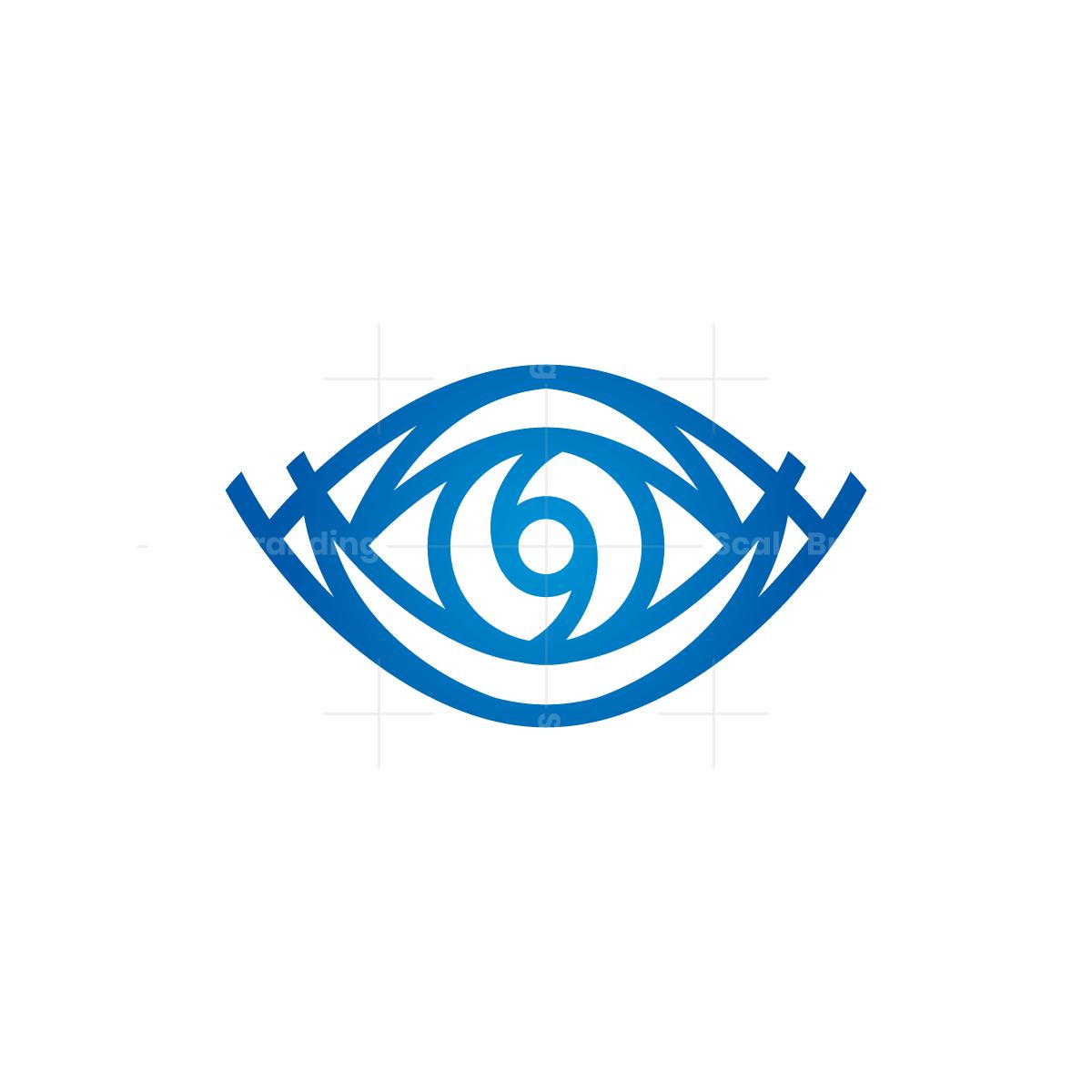 Nest Eye Logo