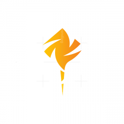 Orange Stingray Logo