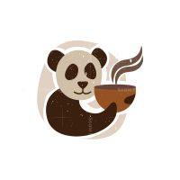 Panda Cafe Logo
