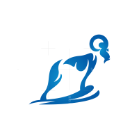 Blue Ram Logo