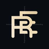 Re Monogram Logo Re Er Logo