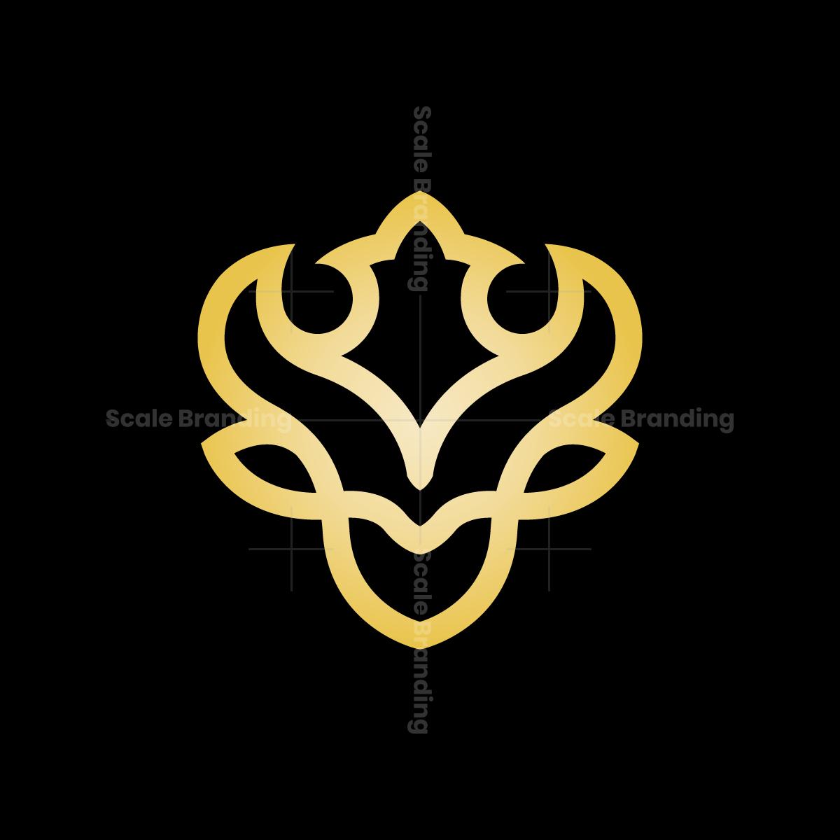Royal Crown Bull Logo