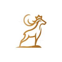 Royal Deer Logo