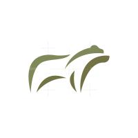 Shapes Bear Logo