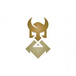 Sharp Viking Logo