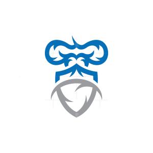 Shield Gorilla Logo