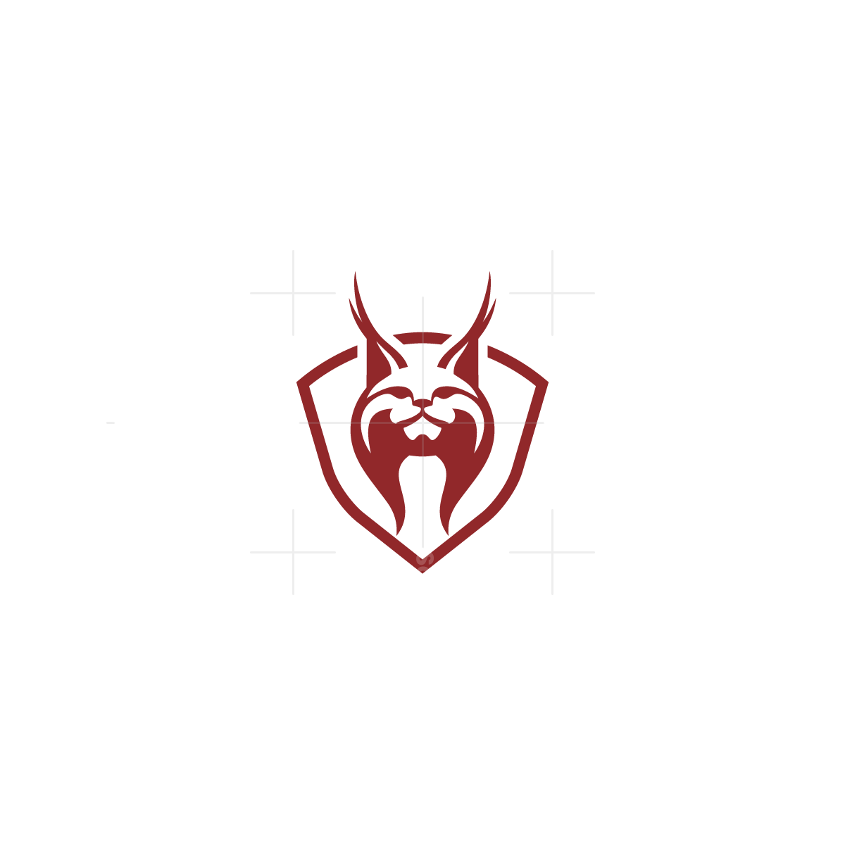 Shield Lynx Logo