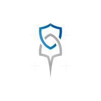 Shield Stingray Logo