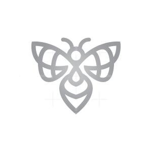 Silver Bee Logo