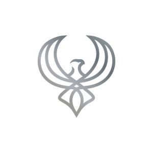 Silver Eagle Logo Phoenix Logo