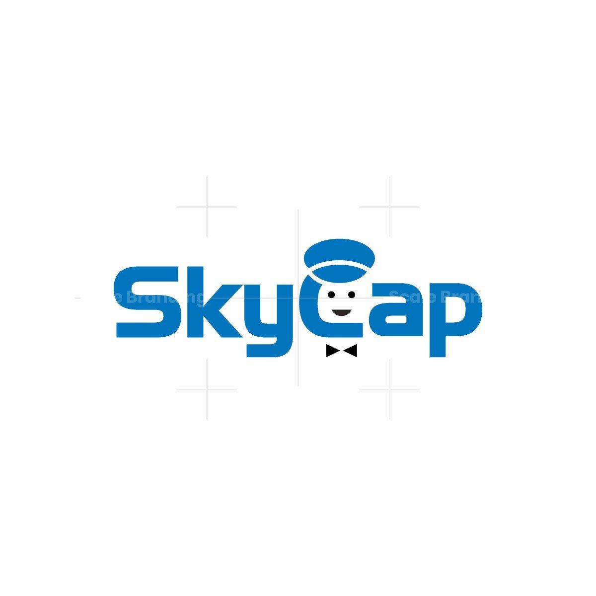 SkyCap Logo