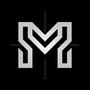 Sm Monogram Logo Sm Ms Logo