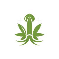 Squid Cannabis Logo