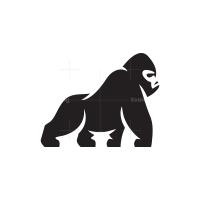 Strong Gorilla Logo