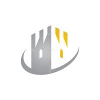 Swoosh Fort Logo
