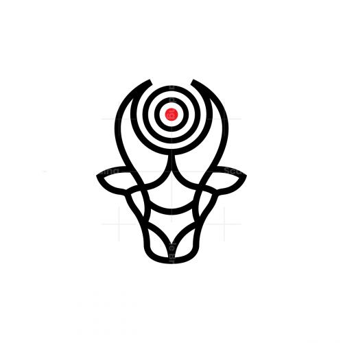 Target Bull Logo