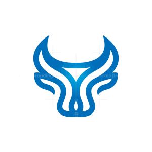Blue Bull Logo Taurus Logo