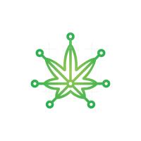 Technology Cannabis Logo