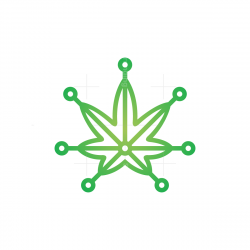 Technology Cannabis Logo