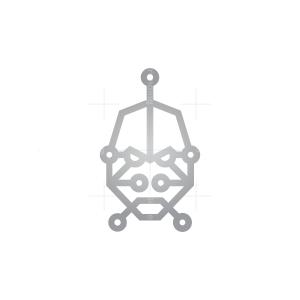 Technology Gorilla Logo Cyber Gorilla Logo