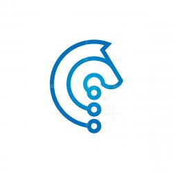 Technology Horse Logo