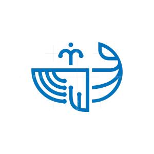 Technology Whale Logo