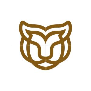 Tiger Head Logo Tiger Logo