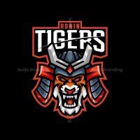 Ronin Tigers Logo