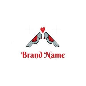 Two Birds Love Logo