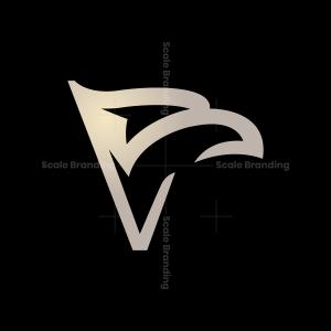 Flag Eagle Logo Eagle Head Logo