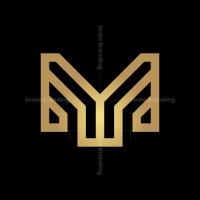 Ym Monogram Logo Ym My Logo