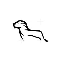 Amazing Lion Logo