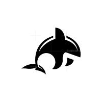 Orca Whale Logo