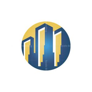 Blue City Real Estate Logo