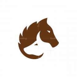 Bull And Horse Logo