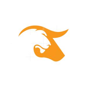 Lion And Bull Logo