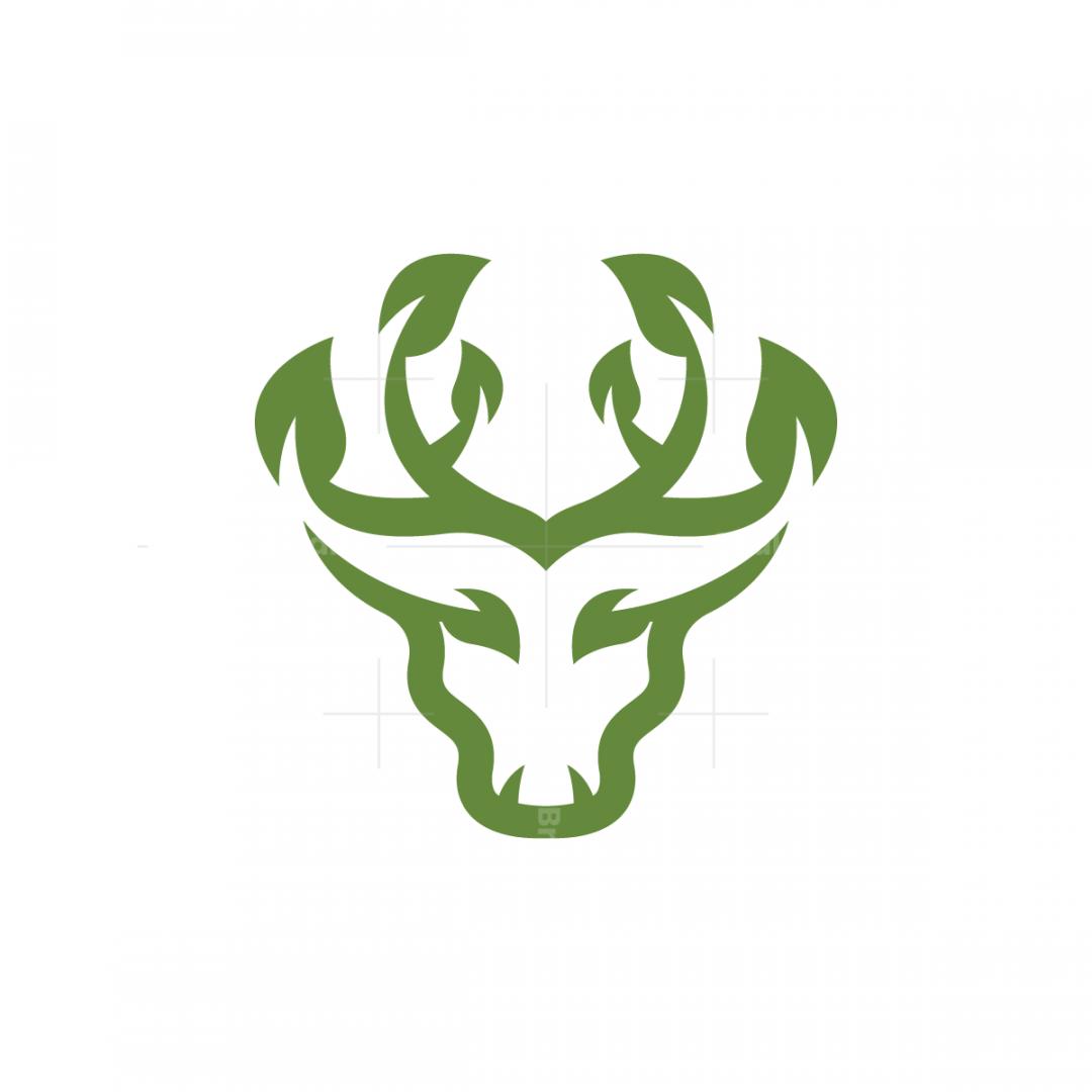 Tree Bull Logo