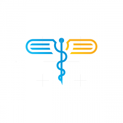 Medical Logo Caduceus Logo