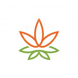 Hemp Cannabis Logo