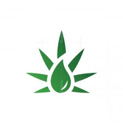 CBD Cannabis Oil Logo