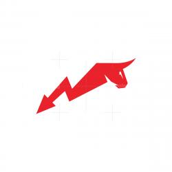 Charging Bull Logo
