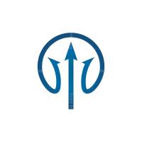 Circle Trident Logo