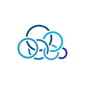 Circles Brain Logo