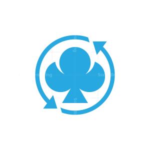 Clubs Clover Cloud Logo